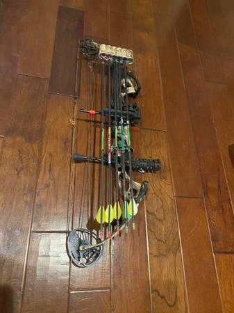 Photo PSE youth bow - $400 (Lake City)