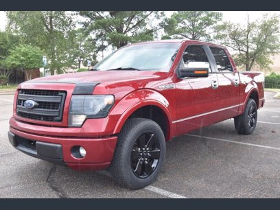 Photo Used 2013 Ford F150 2WD FX2 for sale