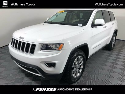 Photo Used 2014 Jeep Grand Cherokee 2WD Limited for sale