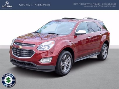 Photo Used 2017 Chevrolet Equinox AWD Premier for sale