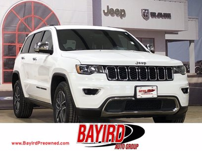 Photo Used 2017 Jeep Grand Cherokee 4WD Limited for sale
