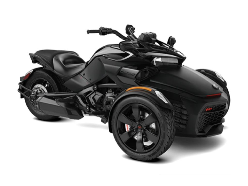 Photo 2020 Can-Am Spyder F3-S 6-Speed Semi-Automatic SE6