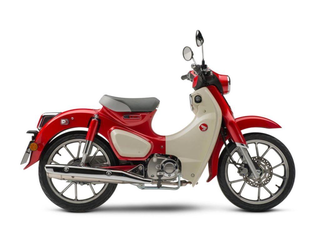 Photo 2021 Honda Super Cub C125