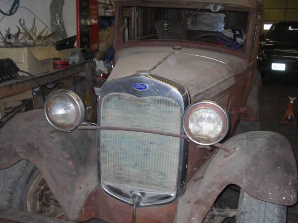 Photo 1931 Ford model A 2dr sedan - $5,000 (Wheaton, Mo)