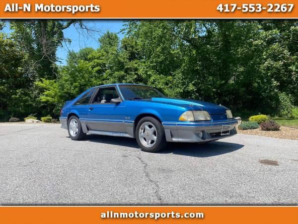 Photo 1988 Ford Mustang GT hatchback - $8,950 (joplin missouri)