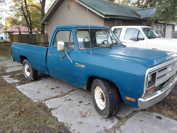 Photo 1995 Dakota 1985 Dodge 1 ton - $1 (Miami)