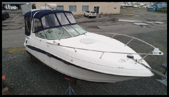 Photo 2003 Four Winns 268 Vista Cruiser Family Boat Cuddy - $17,000 (joplin)