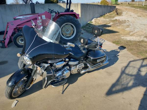 Photo 2010 Yamaha Stratoliner Deluxe 1854cc - $6,500 (Anderson)