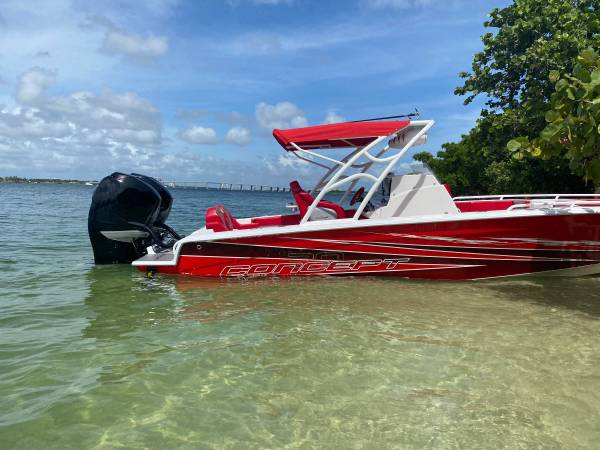 Photo 2020 concept 30 cc twin 350 Mercurys - $180,000 (Lakes of ozarks)