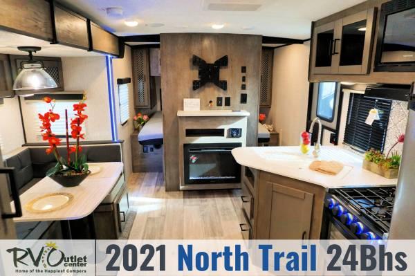 Photo 2021 North Trail 24BHS Travel Trailer Easy Financing - $24,999 (Tulsa)