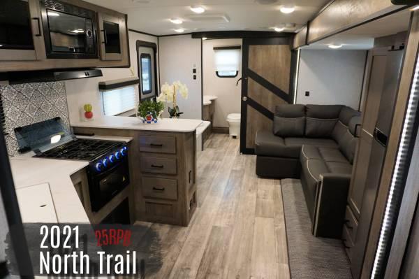 Photo 2021 North Trail 25RBP Travel Trailer Easy Finance - $29,999 (Tulsa)