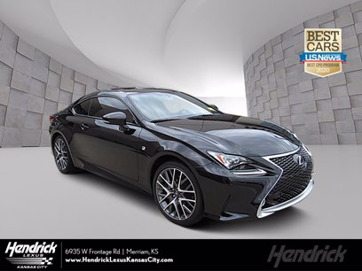 Photo Certified 2016 Lexus RC 300 F Sport AWD for sale