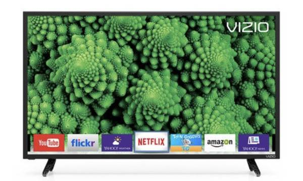 Photo FHD Vizio 50 Inch Smart TV - $140 (Fayetteville, AR)