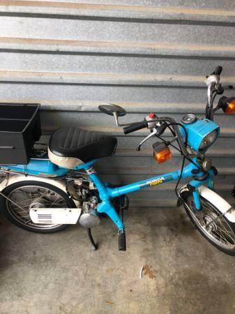 Photo Honda express - $450 (Joplin)
