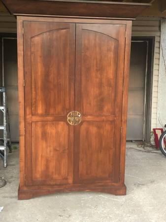 Photo Large Armoire Dresser  Closet - $150
