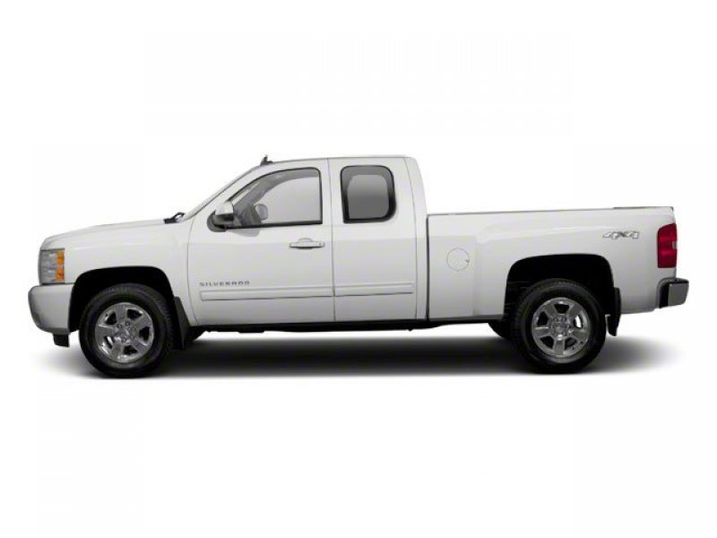 Photo Used 2012 Chevrolet Silverado 1500 2WD Extended Cab LS for sale