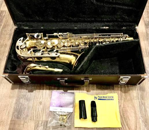 Photo Yamaha YAS-23 Alto Sax - $425 (Joplin)