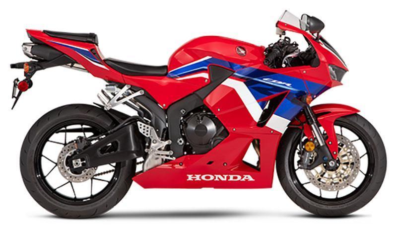Photo 2021 Honda CBR600RR