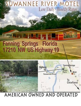 Photo 10 Room Motel FSBO West Central Florida. Mom Pop Opportunity (Fanning Springs Fl)