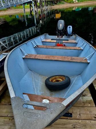 Photo 16 ft lund - $5,400 (Juneau)
