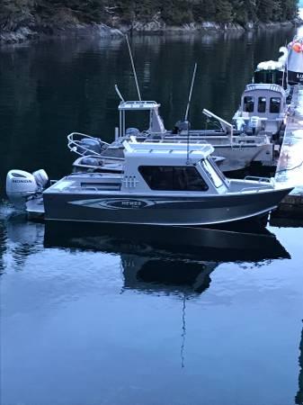 Photo 2017 hewescraft ocean pro 220 et - $75000