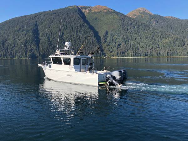 Photo 2018 24 Hewescraft Pacific Explorer - $160000 (Juneau)