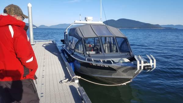 2339 North River Seahawk - $53500 (Anacortes)