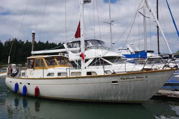 Photo 42 ft. Live-Aboard Motor Sailboat - $112,500 (Hoonah Harbor, Alaska)