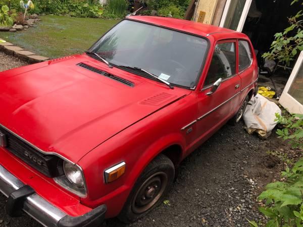Photo 76 Honda Civic  82 doner - $1,000 (Juneau)