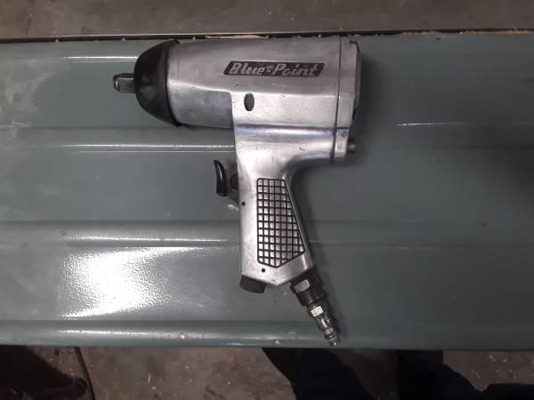 Photo Blue Point 12quot Impact Wrench - $100 (Juneau)