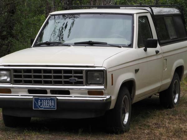 Photo Classic 1988 Ford Ranger XLT - $500 (Gustavus)