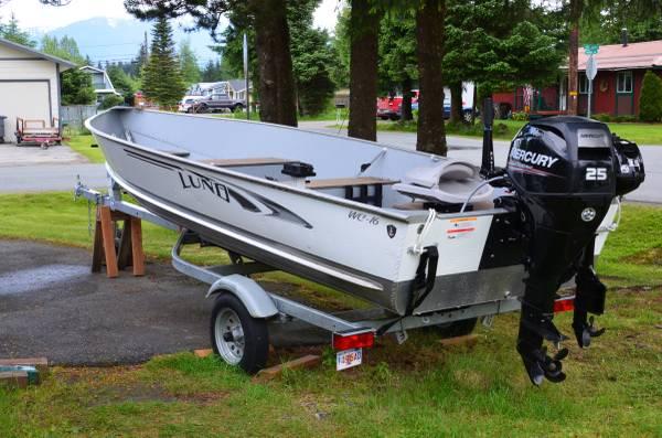 Photo Lund WC-16 ft - $13,000 (Juneau)