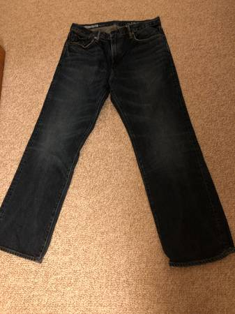 Photo Mens gap jeans 32x30 - $15 (Jnu)