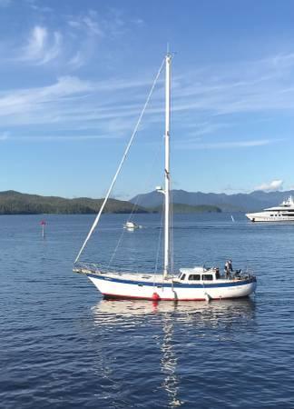 Photo Motor Sailor boat for sale - $53,000 (Ketchikan)