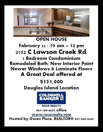 Photo OPEN HOUSE 2152 C Lawson Creek Road (CROW HILL DOUGLAS)