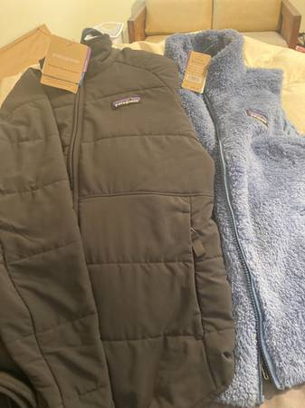 Photo Patagonia Jacket and Vest - $200