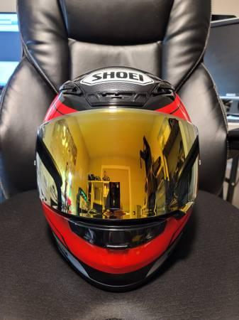 Photo Shoei RF-1200 Mystify Helmet Medium - $250 (Valley)