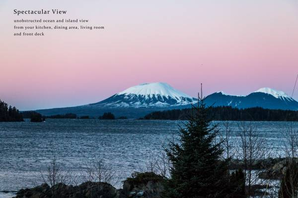 Photo Spectacular Seaside Home For Sale (Sitka)