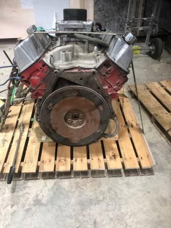 Photo 1981 big block Ford Engine - $1,500 (Spring Arbor)