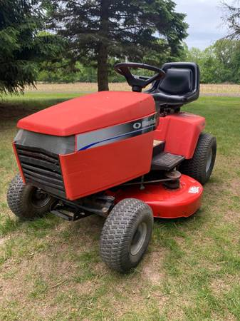 Photo 44 Simplicity Tractor - $500 (Jackson)