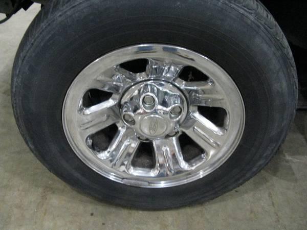 Photo 4 Chrome OEM Ford Ranger wheels and tires 15x - $300 (rives junction)
