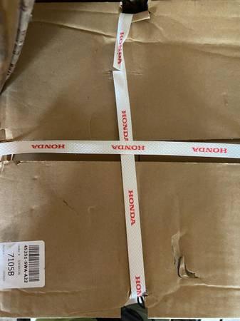 Photo BRAND NEW Honda Front rotors - $50 (Jackson)