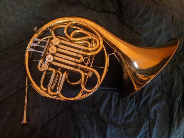 Photo Conn Double French Horn - $1,000 (Ann Arbor)