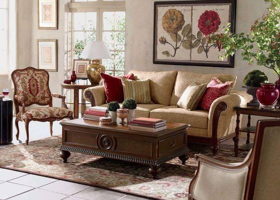 Photo Ethan Allen Living Room Decor Set - $450 (Hillsdale)