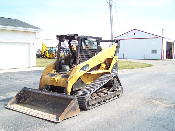 Photo FOR SALE 2005 Cat 287B Skid Loader - $24,900 (HUDSON)
