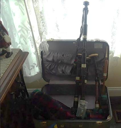 Photo Great Highland Bagpipes - $500 (Jonesville)