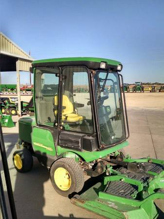Photo John Deere 1445 Snow Broom  60quot Front Mount Mower - $12500 (Saline)