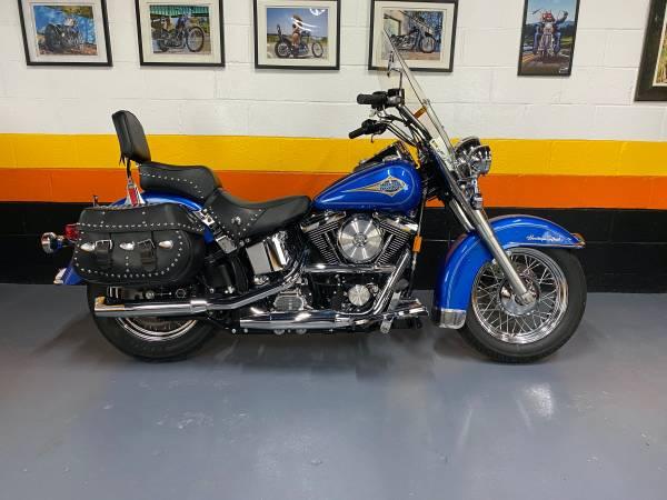 Photo Like New 1997 Harley Davidson Heritage - $7,595 (Toledo)
