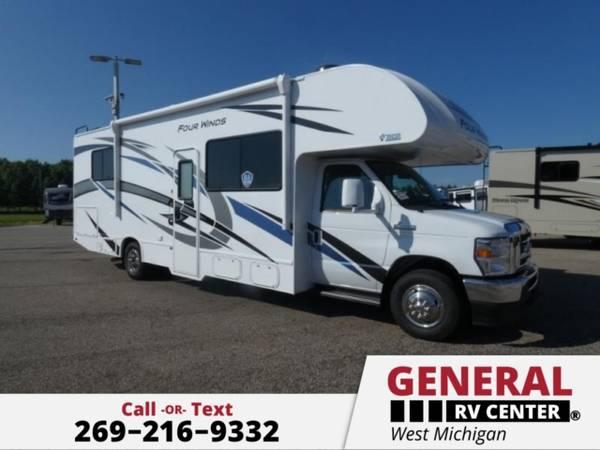 Photo Motor Home Class C 2022 Thor Motor Coach Four Winds 28Z - $122,574 (General RV - West Michigan)