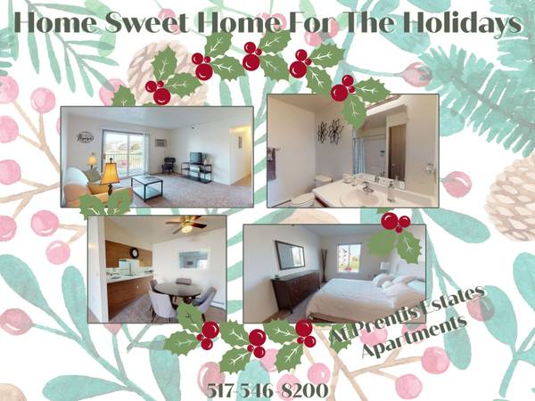 Photo No Place Like Home For The Holidays...At Prentis Estates (Howell)